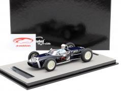 Stirling Moss Lotus 18 #20 Vencedora Mônaco GP Fórmula 1 1961 1:18 Tecnomodel