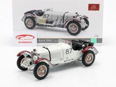 Mercedes-Benz SSKL #87 vencedora Mille Miglia 1931 Caracciola, Sebastian 1:18 CMC