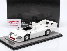 Porsche 936 Presse Version 1977 weiß 1:18 Tecnomodel