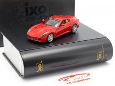 Ferrari 599 GTB Toy fair Nuremberg 2007 red 1:43 Ixo
