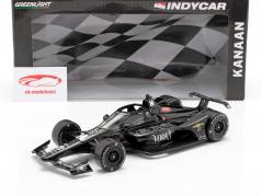 Tony Kanaan Chevrolet #14 Indycar Series 2020 A. J. Foyt Enterprises 1:18 Greenlight