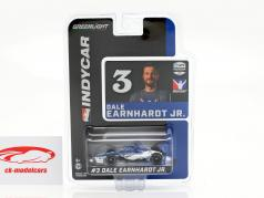 Dale Earnhardt Jr. Chevrolet #3 Indycar iRacing 2020 1:64 Greenlight