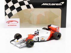 Mika Häkkinen McLaren MP4/8 #7 式 1 1993 1:18 Minichamps