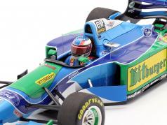 M. Schumacher Benetton B194 #5 Австралийский GP F1 Чемпион мира 1994 1:18 Minichamps