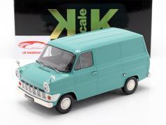 Ford Transit MK1 furgão Ano de construção 1965 turquesa 1:18 KK-Scale