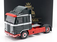 Scania 143 Streamline Camion 1995 verde scuro / rosso / bianca 1:18 Road Kings