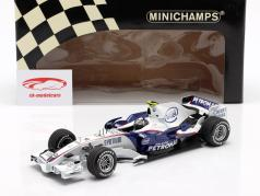 Sebastian Vettel BMW Sauber F1.07 #10 Primero fórmula 1 GP USA 2007 1:18 Minichamps