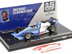 M. Schumacher Reynard F903 #3 优胜者 1st Int. F3 League Fuji 1990 1:43 Minichamps