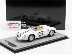 Porsche 718 RSK #37 24h LeMans 1959 Hugus, Erickson 1:18 Tecnomodel