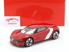 Renault DeZir Concept Car Autosalon Paris 2010 rojo metálico 1:18 KengFai