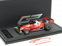 Niki Lauda Ferrari 312T2 Early Season #11 F1 Weltmeister 1977 1:43 GP Replicas