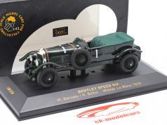 Bentlley Speed Six #1 Vencedora Le Mans 1929 Barnato, Birkin 1:43 Ixo
