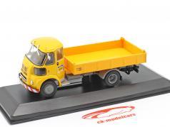 Sava BMC S-66 Truck MOP year 1962 yellow 1:43 Altaya