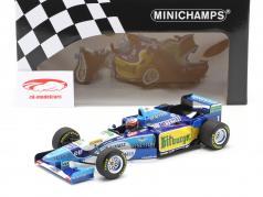 M. Schumacher Benetton B195 #1 alemão GP F1 Campeão mundial 1995 1:18 Minichamps