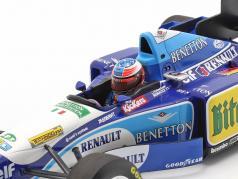M. Schumacher Benetton B195 #1 German GP F1 World Champion 1995 1:18 Minichamps