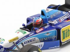 M. Schumacher Benetton B195 #1 Немецкий GP F1 Чемпион мира 1995 1:18 Minichamps