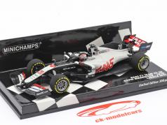 Kevin Magnussen Haas VF-20 #20 Launch Spec Fórmula 1 2020 1:43 Minichamps