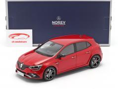 Renault Megane R.S. Trophy-R Baujahr 2019 rot metallic 1:18 Norev