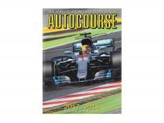 Book: AUTOCOURSE 2017-2018: The World's Leading Grand Prix Annual (English)