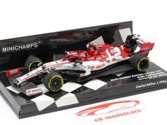 Kimi Räikkönen Alfa Romeo Racing C39 #7 Formel 1 2020 1:43 Minichamps