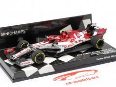 Antonio Giovinazzi Alfa Romeo Racing C39 #99 Formel 1 2020 1:43 Minichamps