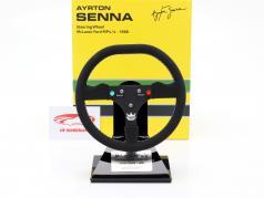 Ayrton Senna McLaren MP4/4 Formel 1 Weltmeister 1988 Lenkrad 1:2 Minichamps