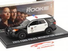 Ford Police Interceptor Utility 2013 séries de TV The Rookie (2018) 1:43 Greenlight