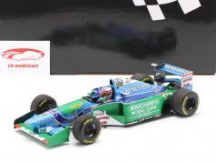 Michael Schumacher Benetton B194 #5 Tedesco GP F1 Campione del mondo 1994 1:18 Minichamps