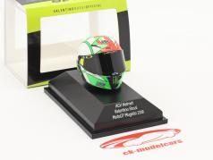 Valentino Rossi 3rd MotoGP Mugello 2018 AGV Helm 1:8 Minichamps