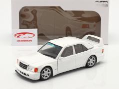 Mercedes-Benz 190E Evo 2 Anno di costruzione 1990 bianca 1:18 Solido