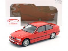 BMW M3 (E36) Coupe Baujahr 1994 rot 1:18 Solido