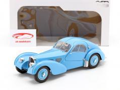Bugatti Type 57 SC Atlantic Anno di costruzione 1938 Azzurro 1:18 Solido