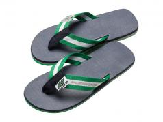 Flip Flops Porsche RS 2.7 Collection taglia 42-44 verde / bianca / blu scuro