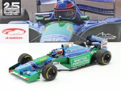 M. Schumacher Benetton B194 #5 France GP F1 World Champion 1994 1:18 Minichamps