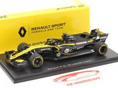 Nico Hülkenberg Renault R.S.18 #27 Launch versione formula 1 2018 1:43 Spark