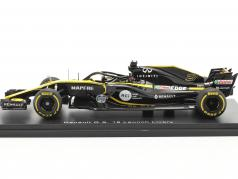 Nico Hülkenberg Renault R.S.18 #27 Launch 版 式 1 2018 1:43 Spark