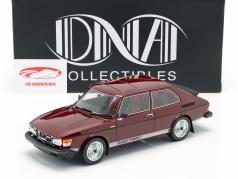 Saab 99 Turbo Anno di costruzione 1978 cardinale rosso 1:18 DNA Collectibles