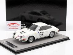 Porsche 911 S #67 24h LeMans 1967 Boutin, Sanson 1:18 Tecnomodel