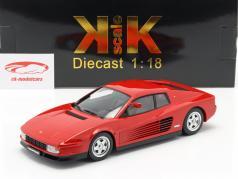 Ferrari Testarossa Monospecchio Ano de construção 1984 vermelho 1:18 KK-Scale