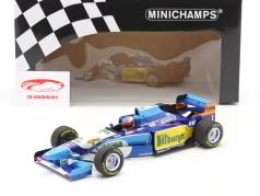 M. Schumacher Benetton B195 #1 Champion du monde Monaco GP F1 1995 1:18 Minichamps