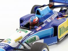 M. Schumacher Benetton B195 #1 Campeón mundial Monaco GP F1 1995 1:18 Minichamps
