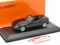 BMW Z1 (E30) Bouwjaar 1991 zwart metalen 1:43 Minichamps