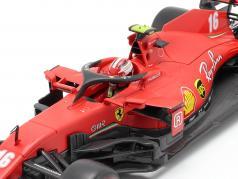 Charles Leclerc Ferrari SF1000 #16 2. plads Østrigsk GP formel 1 2020 1:18 Bburago