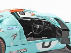Ford GT40 MK1 #6 优胜者 24h LeMans 1969 Ickx, Oliver 1:18 Solido
