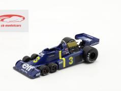 Jody Scheckter Tyrrell P34 #3 formule 1 1976 1:24 Premium Collectibles