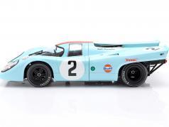 Porsche 917K #2 vinder 24h Daytona 1970 Rodriguez, Kinnunen, Redman 1:18 CMR