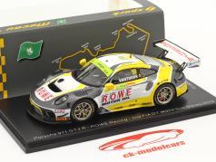 Porsche 911 GT3 R #99 2e FIA GT World Cup Macau 2019 L. Vanthoor 1:43 Spark