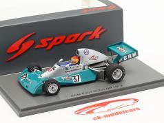 Francois Migault BRM P201 #37 Pays-Bas GP formule 1 1974 1:43 Spark