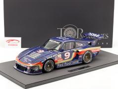 Porsche 935 K3/80 #9 winnaar 24h Daytona 1981 Garretson Racing 1:12 TopMarques