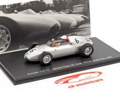 Joakim Bonnier Porsche 718 F2 #6 2. Space GP Sydafrika 1960 1:43 Spark